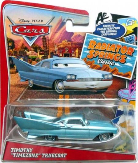 CARS (Auta) - Timothy Timezone Truecoat - Radiator Springs