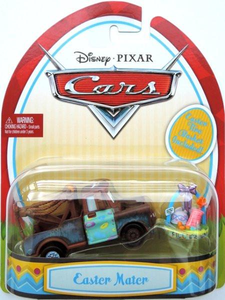 CARS (Auta) - Easter Mater (velikonoční Burák)