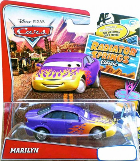 CARS (Auta) - Marilyn - Radiator Springs