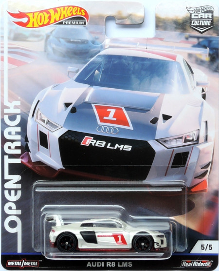 HOT WHEELS - Audi R8 LMS
