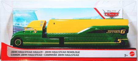 CARS 3 (Auta 3) - John Haulstead Hauler (délka cca 23 cm)