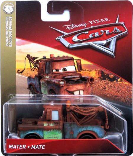 CARS 3 (Auta 3) - Mater (Burák)