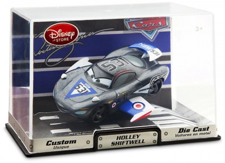 CARS 2 (Auta 2) - Holley Shiftwell Collector Edition Artist Series (Holley Kvaltová)