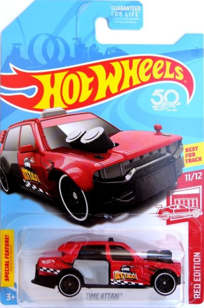 HOT WHEELS - Time Attaxi