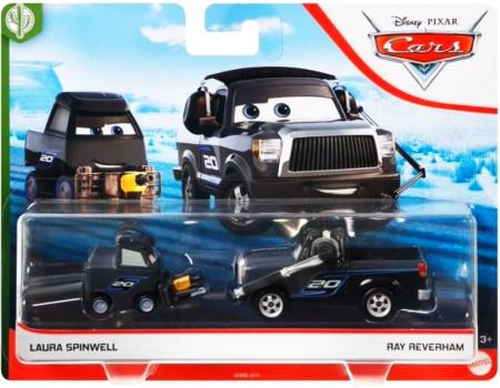 CARS 3 (Auta 3) - Laura Spinwell + Ray Reverham