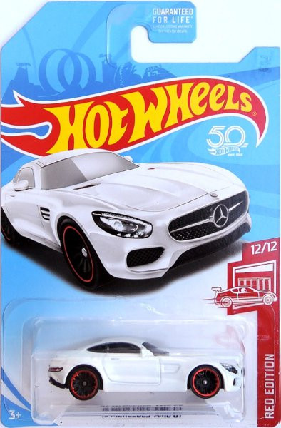 HOT WHEELS - 15 Mercedes-AMG GT