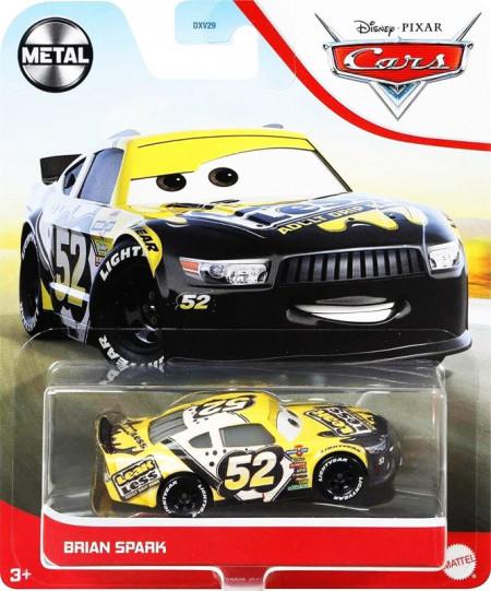 CARS 3 (Auta 3) - Brian Spark Nr. 52
