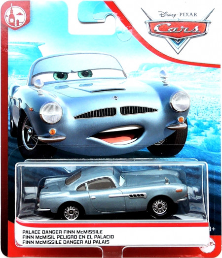 CARS 2 (Auta 2) - Palace Danger Finn McMissile