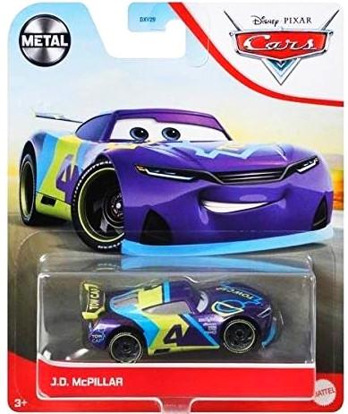 CARS 3 (Auta 3) - J. D. McPillar Nr. 4