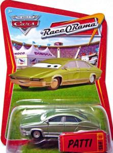 CARS (Auta) - Patti - Race O Rama