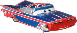 CARS 2 (Auta 2) - Body Shop Union Jack Ramone