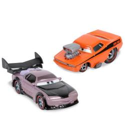 CARS (Auta) - Boost + Snot Rod - SBĚRATELSKÉ - 1. SÉRIE - přelepený obal