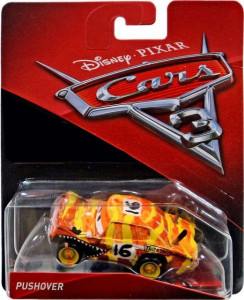 CARS 3 (Auta 3) - Pushover
