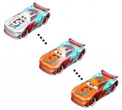 CARS (Auta) - Color Changers Paul Conrev (měnící barvu)