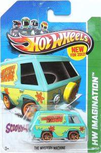 HOT WHEELS - The Mystery Machine
