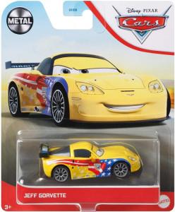 CARS 2 (Auta 2) - Jeff Gorvette