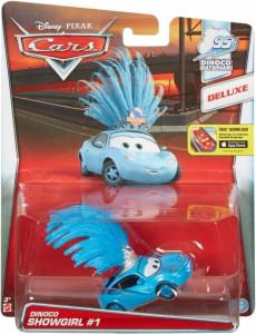 CARS Deluxe (Auta) - Dinoco Showgirl