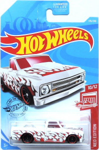 HOT WHEELS - '67 Chevy C10