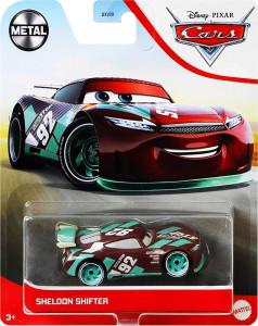 CARS 3 (Auta 3) - Sheldon Shifter No. 92
