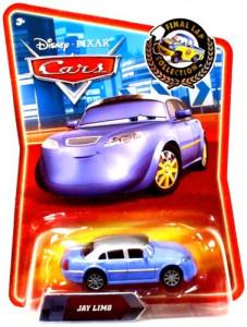 CARS (Auta) - Jay Limo