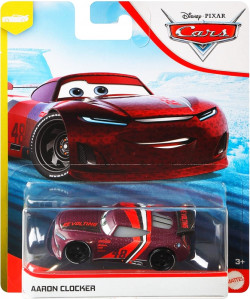 CARS 3 (Auta 3) - Aaron Clocker Nr. 48