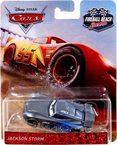 CARS 3 (Auta 3) - Jackson Storm Nr. 20 (Jackson Hrom) Fireball Beach