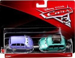CARS 3 (Auta 3) - Minny + Van