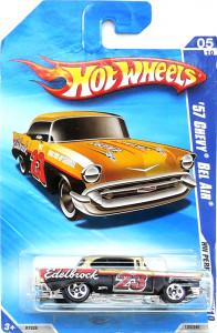 HOT WHEELS - '57 Chevy Bel Air