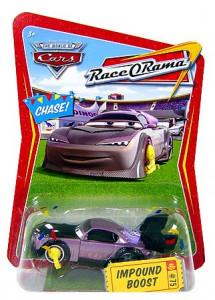 CARS (Auta) - Impound Boost - Race O Rama (Boost s botičkou na kole)