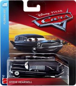 CARS 3 (Auta 3) - Steve Hearsell