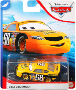 CARS 3 (Auta 3) - Billy Oilchanger