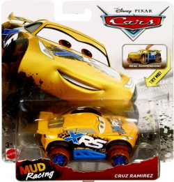 CARS 3 (Auta 3) - Cruz Ramirez Nr. 51 - XRS Mud Racing