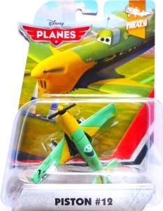 PLANES (Letadla) - Piston Nr. 12 - přelepený obal