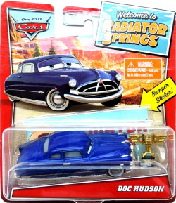CARS (Auta) - Doc Hudson - Radiator Springs