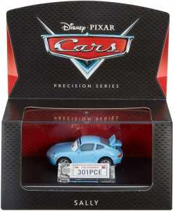 CARS 2 (Auta 2) - Sally Precision Series