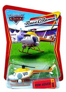 CARS (Auta) - Ron Hover - Race O Rama - mírně poškozený obal