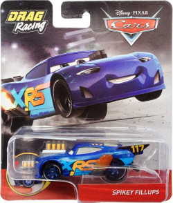 CARS 3 (Auta 3) - Spikey Fillups Nr. 117 - XRS Drag Racing