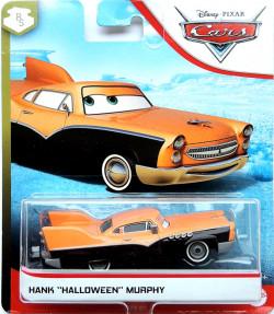 CARS (Auta) - Hank Halloween Murphy