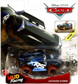CARS 3 (Auta 3) - Jackson Storm Nr. 20 - XRS Mud Racing