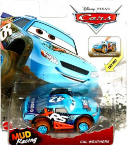 CARS 3 (Auta 3) - Cal Weathers Nr. 42 - XRS Mud Racing