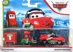CARS 3 (Auta 3) - Alex Machino + Giuseppe Motorosi