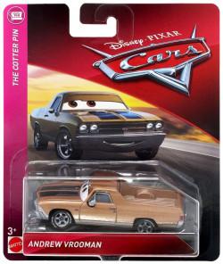 CARS 3 (Auta 3) - Andrew Vrooman