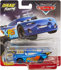 CARS 3 (Auta 3) - Lil Torquey Nr. 117 - XRS Drag Racing