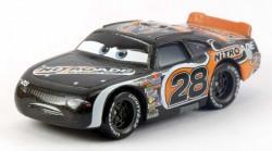 Cars (Auta) Mack Transporter + Nitroade + Bob Cutlass + Bumper Save