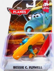PLANES (Letadla) - Bessie C. Flywell - přelepený obal