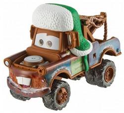 CARS (Auta) - Whee-Hoo Winter Mater (Vánoční Burák v čepici)