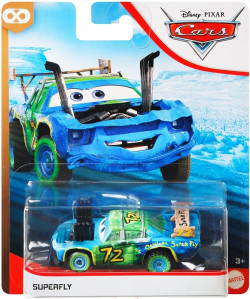 CARS 3 (Auta 3) - Superfly Nr. 72
