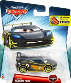CARS 2 (Auta 2) - Lewis Hamilton Carbon Racers