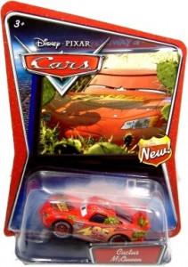 CARS (Auta) - Cactus Lightning McQueen (Blesk s kaktusy na kapotě)