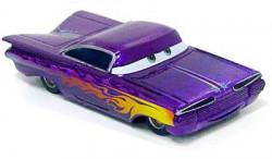 CARS (Auta) - Ramone + Flo - SBĚRATELSKÝ SET - 1. SÉRIE - poškozený obal